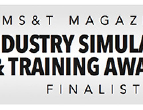 Pinnacle Solutions, Inc. among the 2017 Industry Simulation & Training Awards Finalists