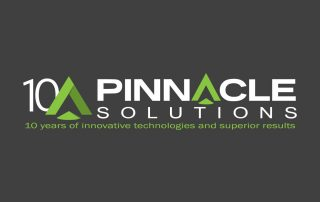 10 Year Pinnacle Logo