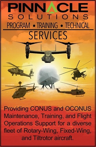 Pinnacle Services Poster