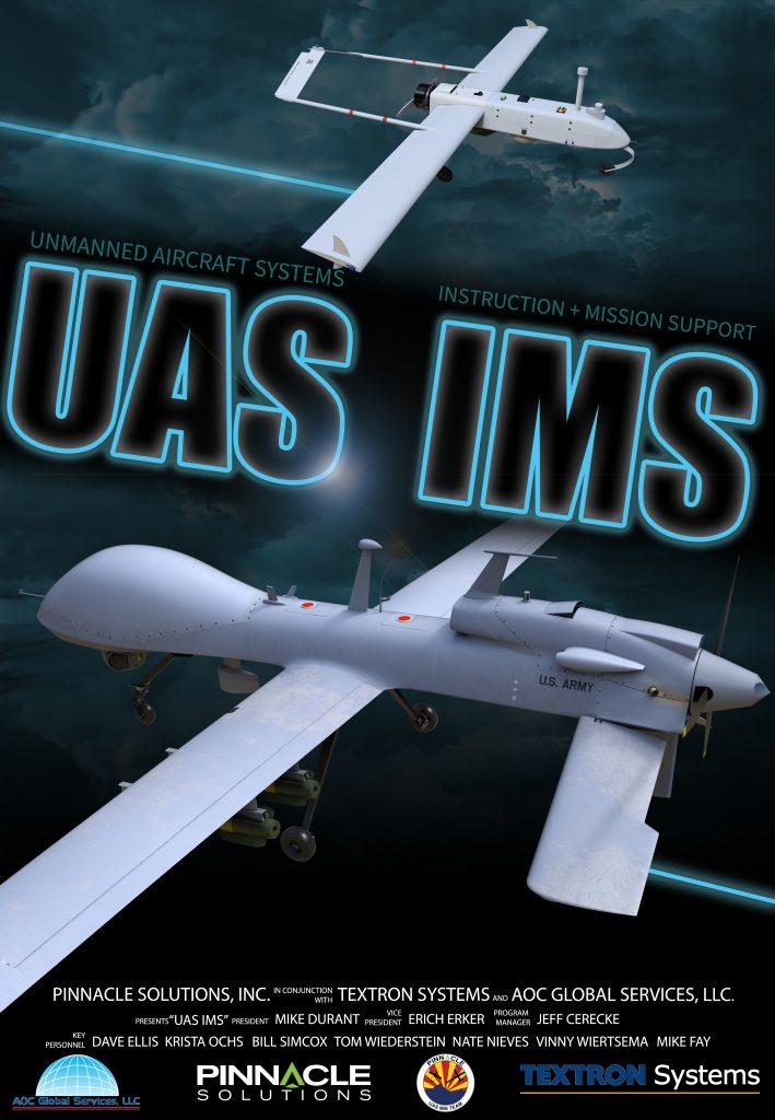 Pinnacle UAS IMS Poster