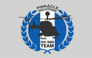Pinnacle OH-58D Team Patch