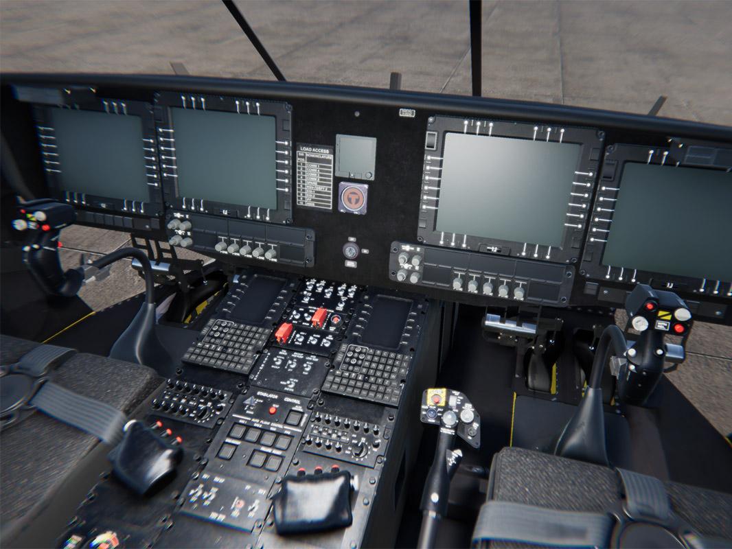 UH-60 VMT Consoles