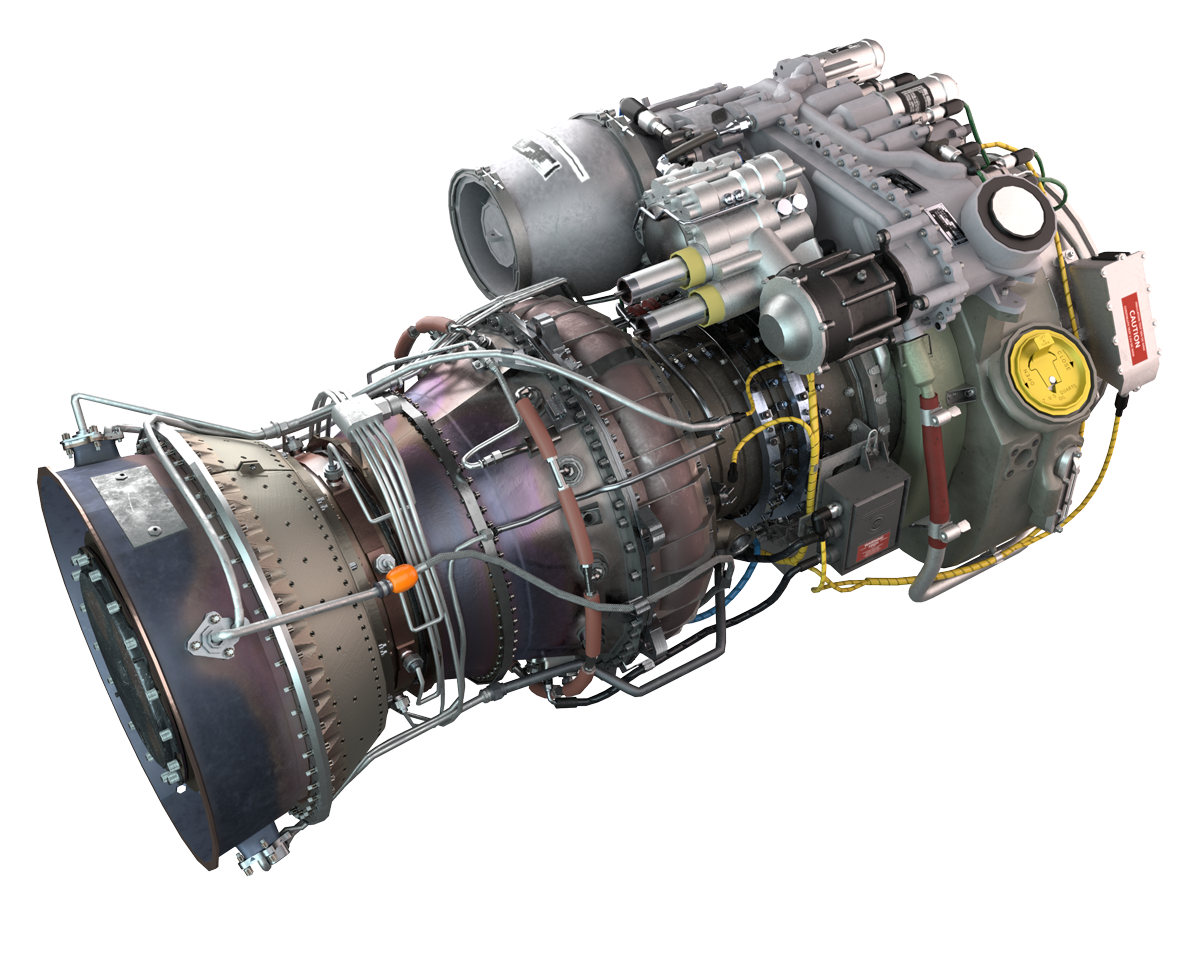 H-60 VMT Engine Seq Shot 1