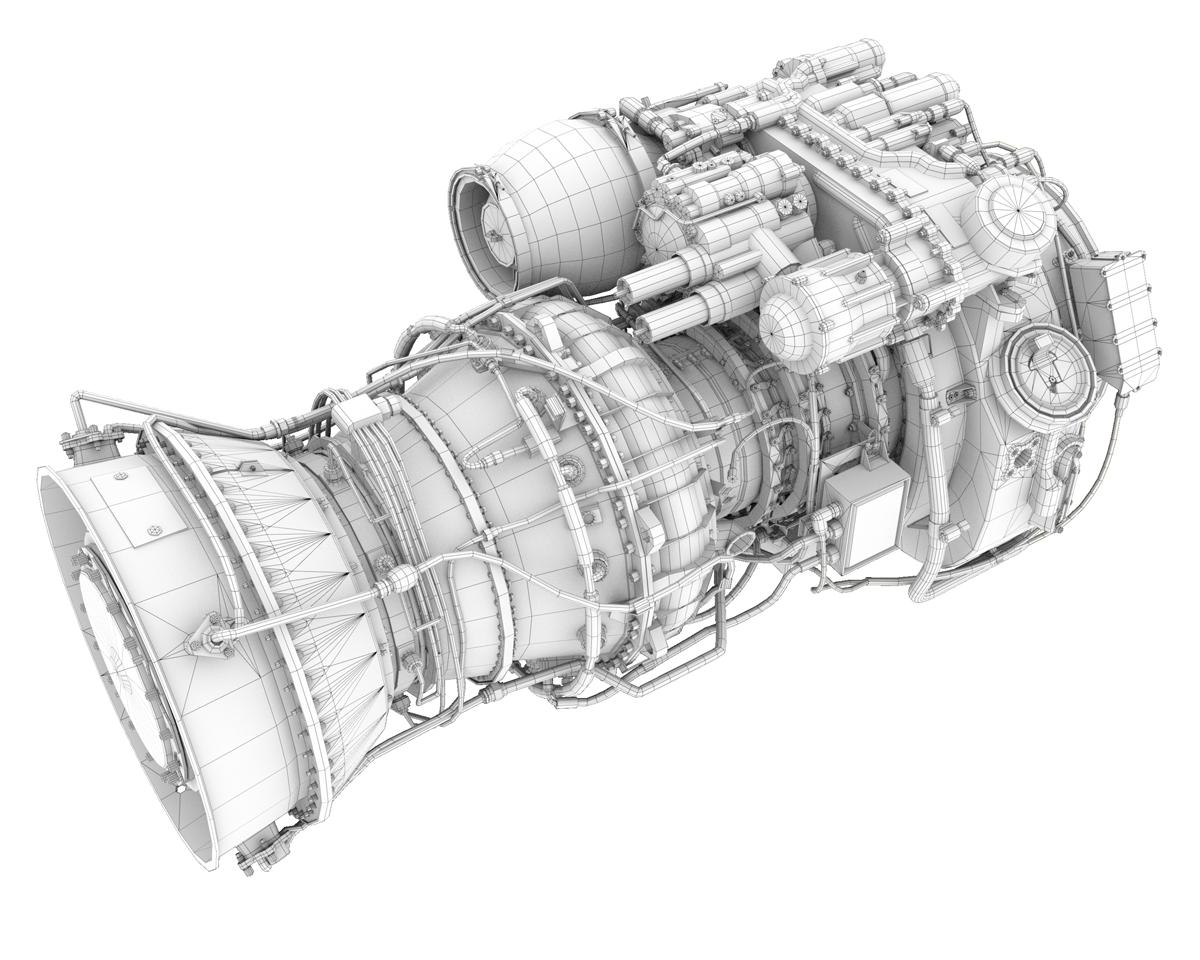 H-60 VMT Engine Seq Shot 3