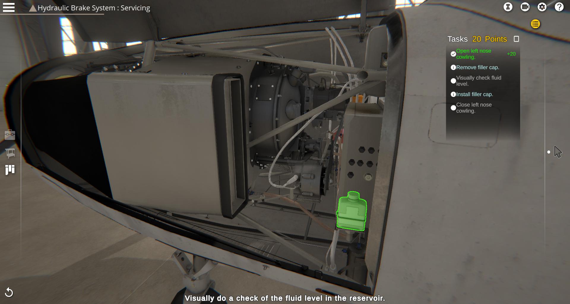 C-208B VMT Screen 2