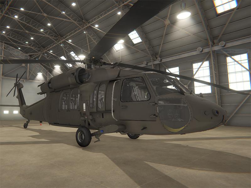 UH-60 Platform