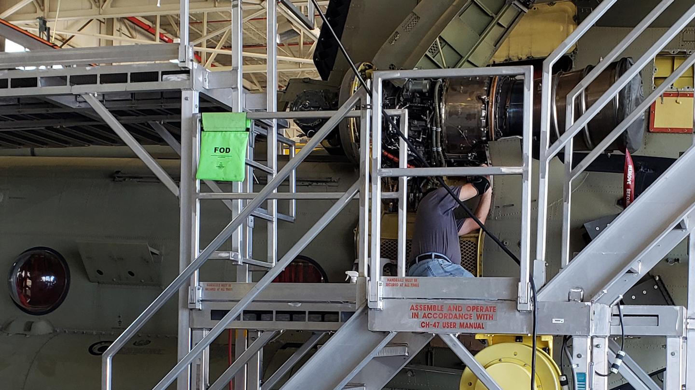 CH-47 Maintenance