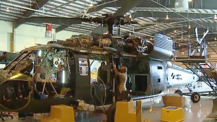 Pinnacle's Black Hawk Electrical Trainer (BHET)