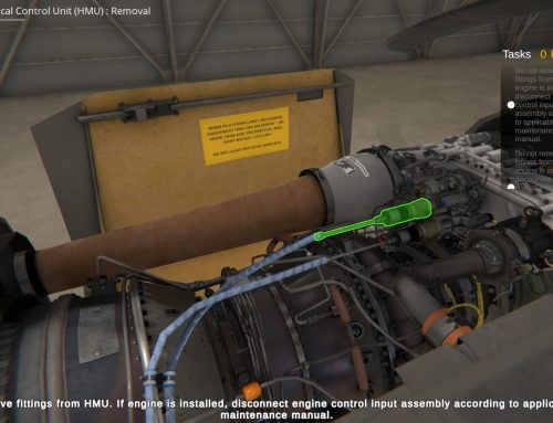 Pinnacle Solutions Delivers First UH-60M Virtual Maintenance Trainer to United Arab Emirates