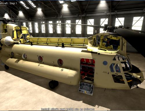 Pinnacle to Provide Aircraft Maintenance for CH-47F Program in Kingdom of Saudi Arabia