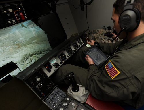 PINNACLE KC-10 TRAINING SERVICES SECURE OPTION YEAR EXTENSION