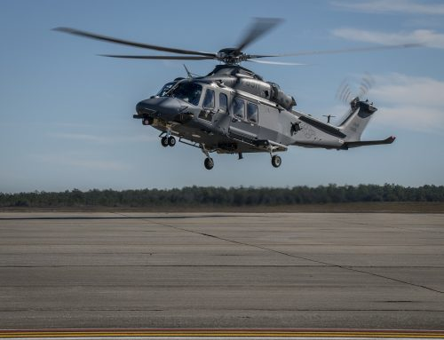 Pinnacle Solutions Supporting Boeing on MH-139A Grey Wolf Program