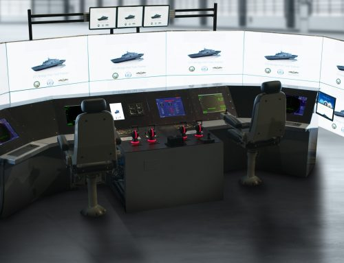 CAE and Pinnacle Solutions prepare to deliver Littoral Combat Ship simulators to U.S. Navy