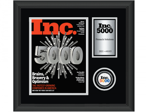 8th Time on the Inc. 5000 List of Fastest-growing Private Companies